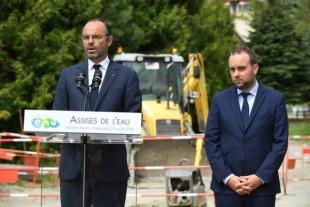Réseaux : le plan d'Edouard Philippe pour lutter contre les fuites d'eau
