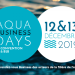12.12.2019 – Montpellier – Aqua Business Days