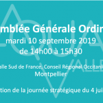 10.09.2019 – Montpellier –  AG d'Aqua-Valley