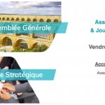 25.09.2020 – Pont du Gard – Journée stratégique Aqua-Valley